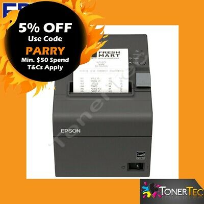 EPSON TM-T20 POS THERMAL Ethernet Built-in RECEIPT PRINTER (P/N:C31CB10043)