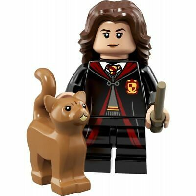 Lego Set 71022 Polybag Figurine Minifig Harry Potter N° 2 : Hermione + Le Chat