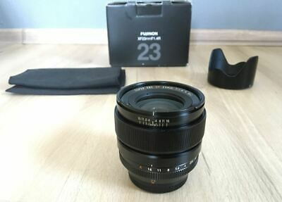 Fujifilm XF 23mm f/1.4 R Fujinon Lens Brand New Free Shipping Warranty 2 Years