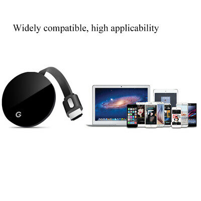 DISPOSITIVO MIRACAST WIRELESS HDMI MIRROR SHARE WIFI Ricevitore STREAMING PLAYER