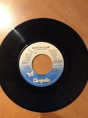 Blondie Heart Of Glass / 11:59 Canadian 45