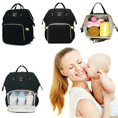 Mummy Backpack Baby Diaper Multifunctional Mommy Bags Nappy Changing Travel Bag