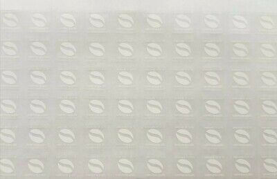 60 Mcdonalds Coffee Bean Stickers (10 Cups)