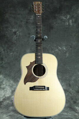 New Gibson Hummingbird Sustainable LeftHand Antique Natural Sustainable 2019
