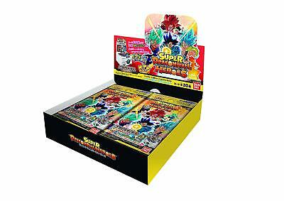 BANDAI Super Dragon Ball Heroes Ultimate Booster Pack Box Clash of Arms Battle