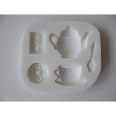 MAKE LATEX MOULDS FROM EVERYDAY ITEMS, very easy to do, FREE P&P