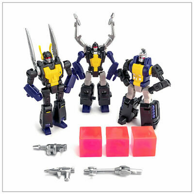 IN STOCK Newage NA H10 H11 H12 Insecticons Set of 3 Original Ver Action figure