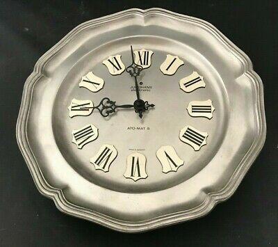 Vintage JUNGHANS ATO-MAT S electronic wall clock