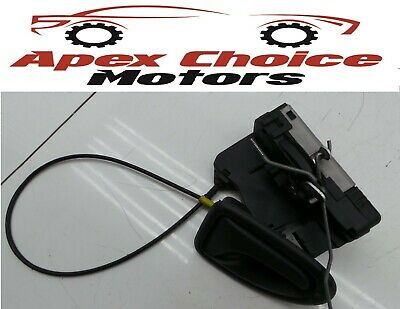 Vauxhall Vivaro Door Lock Mechanism Catch Front Driver Right Side 820002899