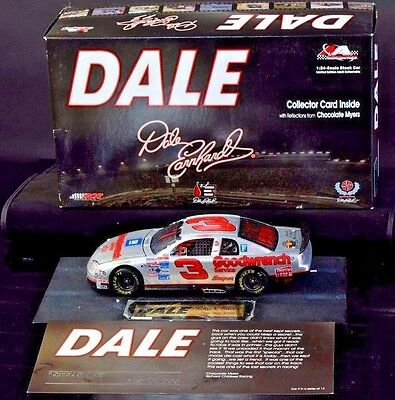 Dale Earnhardt Dale the Movie #3 1995 Monte Carlo No.9 in Series 1:24 Diecast CF