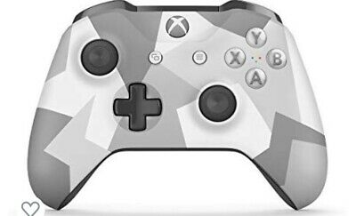 Microsoft Xbox One Wireless Controller, Winter Forces Special Edition
