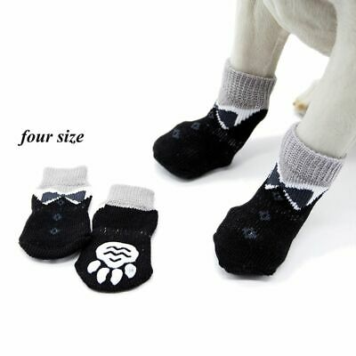 Non-slip dog pet socks protection claws for small and medium dogs