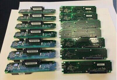 *Lot of 14* EMC 204-115-603 SAS / Fibre Channel (FC) Interposer PN: 303-115-003D