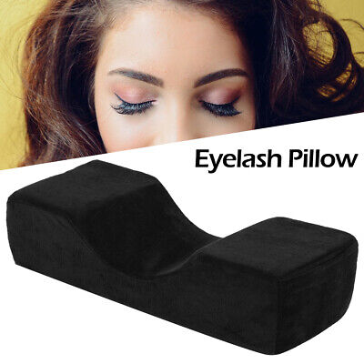 Eyelash Extension Grafted Eyelashes Salon Lash Special Memory Foam Pillow shelf