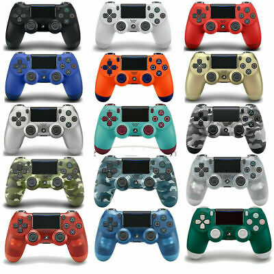 UK PS4 DualShock 4 Wireless Bluetooth Game Controller for Sony PlaySation 4