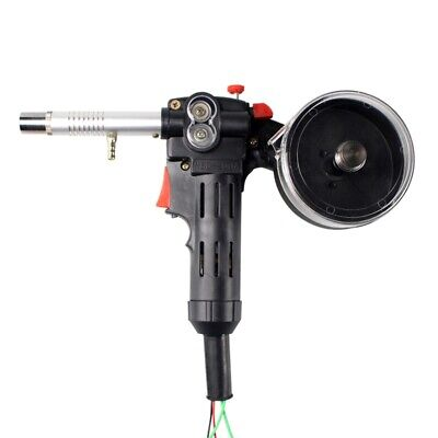 Mig Welding Equipment Spool Push Pull Feed Motor Line-Drawing Welding Torch F9H6
