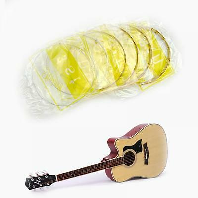 6Pcs/Set Steel Strings for Acoustic Music Guitar 150XL 1 M 1st-6th String