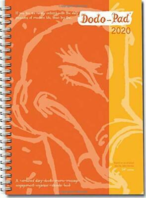 Dodo Pad A5 Diary 2020 - Calendar Year Week to View Diary Special Purchase A