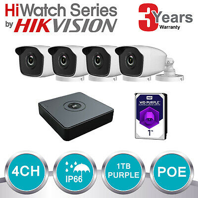 Hikvision 3Mp 1080P Hd Ip Poe Cctv Dome Camera Indoor Darkfighter Night Vision