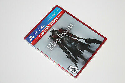 Bloodborne PlayStation® Hits (Sony PlayStation 4, 2015)