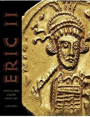 ERIC II Ancient Roman and Byzantine coin reference book signed by Rasiel Suarez
