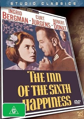 The Inn Of The Sixth Happiness - Studio Classics DVD - FREE POST