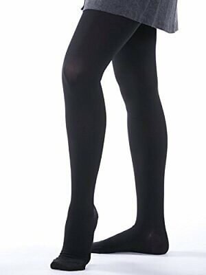 Allegro 20-30mmHg Soft 272 Microfiber Compression Pantyhose for Comfortable Fit