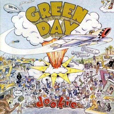 Green Day - Dookie - Miniature Mounted Poster