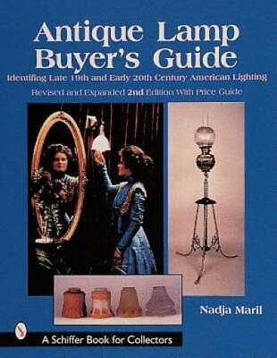 Antique Lamp Buyer's Guide: Identifying Late 19th and Early 20th Century America