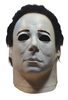 Halloween 4 Return of Michael Myers Trick or Treat Studios Latex Deluxe Mask