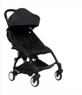 Baby Compact Lightweight Travel Stroller Pushchair Buggy