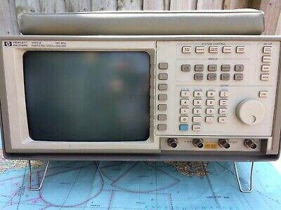 Hewlett Packard Digital Oscilloscope 5450-1A.