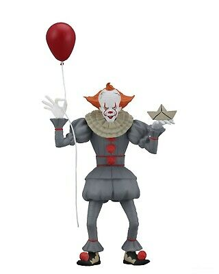 "Toony Terrors - IT – 6"" Scale Action Figure - Stylized Pennywise (1990) - NECA"