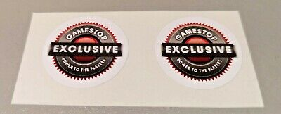 Funko POP! - Replacement Sticker - Gamestop (old) Exclusive (sold individually)