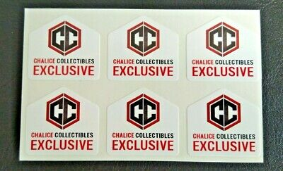 Funko POP! - Replacement Sticker - Chalice Collectibles Exclusive (sold indiv.)