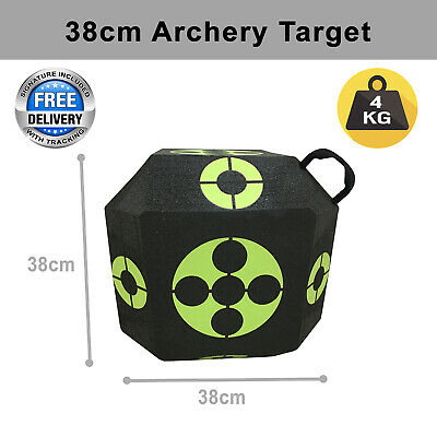 38CM Archery Block Foam Block Target for Compound Recurve Bow Hunting