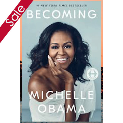 Becoming by Michelle Obama 2018