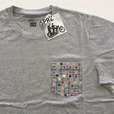 Herman Miller Eames Hang It All Graphic XL Pocket Shirt by Uniqlo SPRZ NY