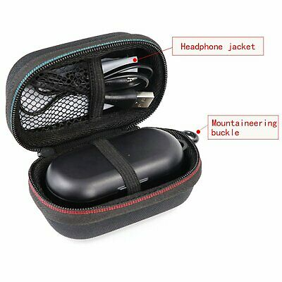 Hard Travel Carrying Case for TOZO T10 TWS Bluetooth 5.0 Earbuds True Wireless
