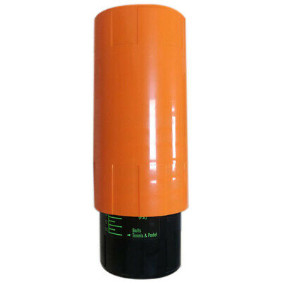 Tennis Ball Saver - Keep Tennis Balls Fresh And Bouncing Like New Orange R1G7