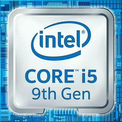 i5 9400F Intel Core Processor 9MB 2.9 GHz LGA 1151 6 Core 6 Thread Desktop CPU