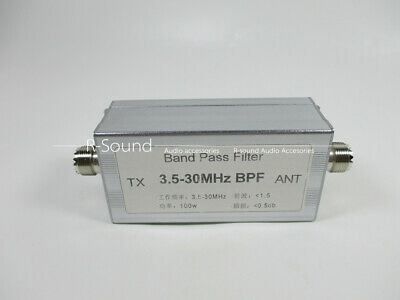 1 PC BPF band pass filter 200W for 1 band 1 8-3 5-7 0-14-21-28 MHz