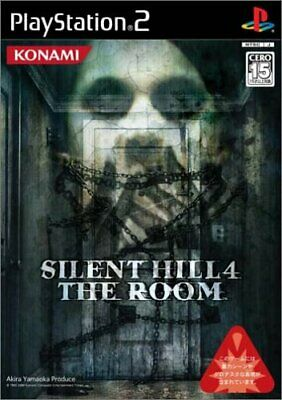 Used Ps2 Silent Hill 4 The Room