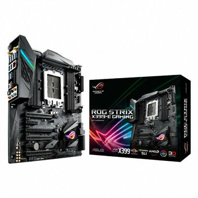 Asus - Motherboards Rogstrixx399-Egaming Amd Ryzen Threadripper 11Ac Wl Usb 3.1