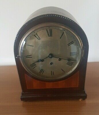 1920 Westminster Chiming Clock COLLECTION ONLY LANCS VG Condition Working