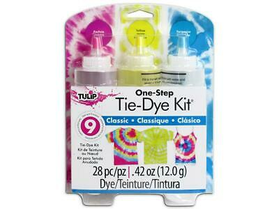 Tulip Tul31668  One Step Tie Dye Kit 3 Color Classic