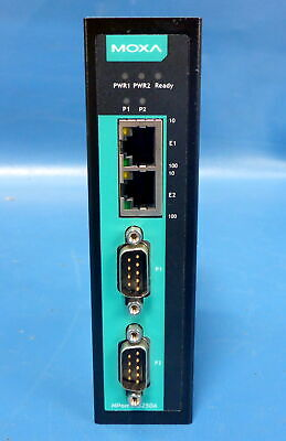 MOXA NPort Industrial Ethernet / Serial Device Server | NPORT IA5250A-T