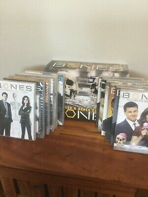 Bones Complete Series Seasons 1-12