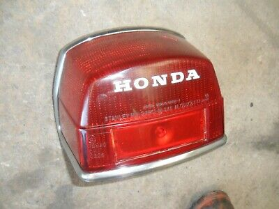 Honda cx 500 tail light