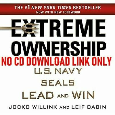 Extreme Ownership By Jocko Willink, Leif Babin (Audiobook)